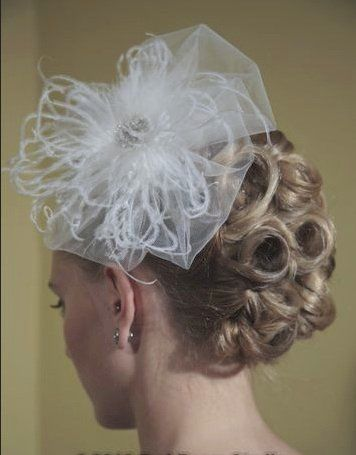 Photo shoot hair for Red Room Photography beautiful structured southern style updo
